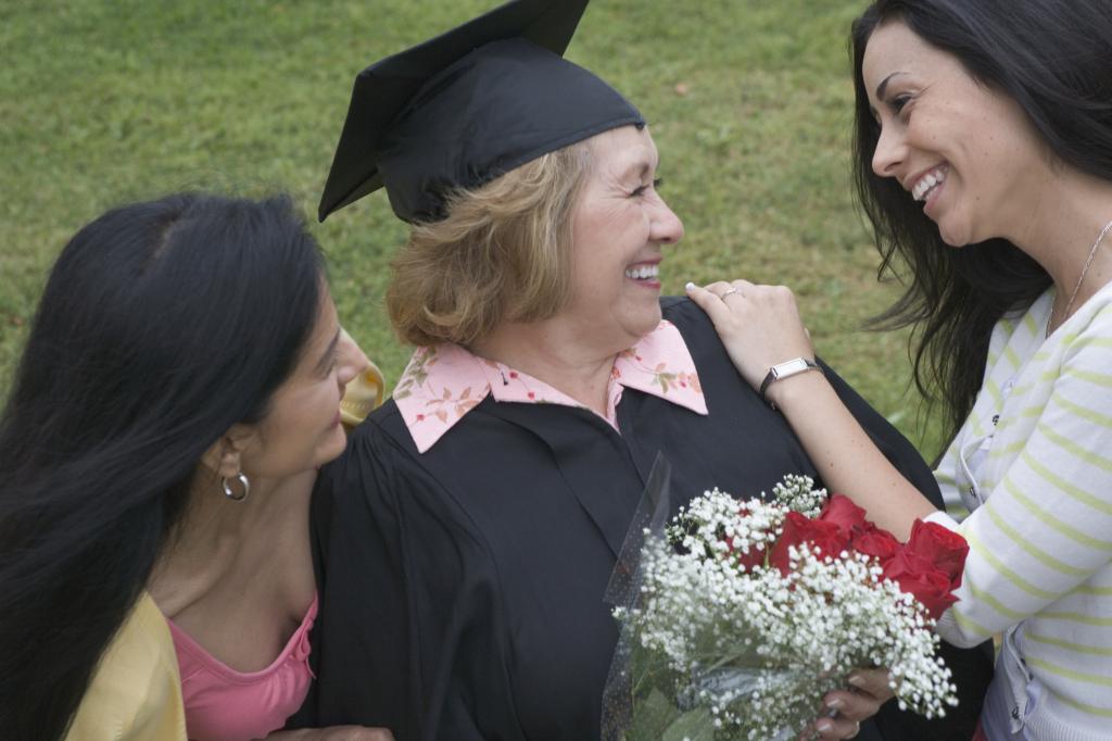 older graduate image